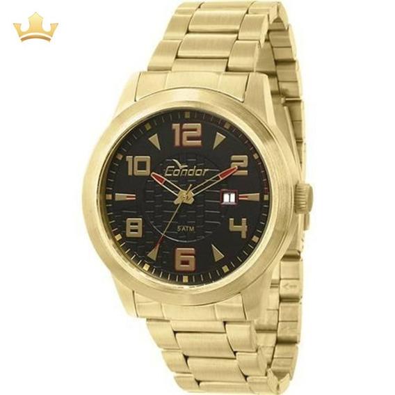 Relógio Condor Masculino Co2115vz/4p Com Nf