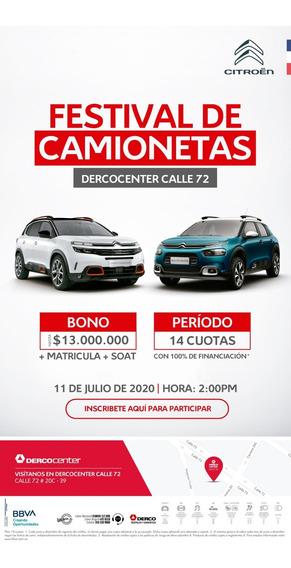 Nueva C4 Cactus Matricula Y Soat Gratis, Unidades De Remate