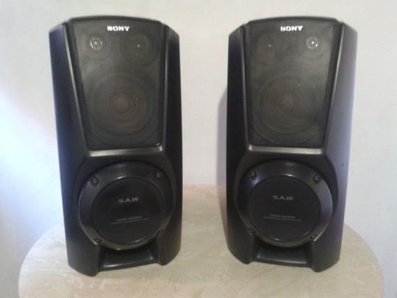 Cornetas Caseras Sony Mod. Ss-xb6v En Oferta..!