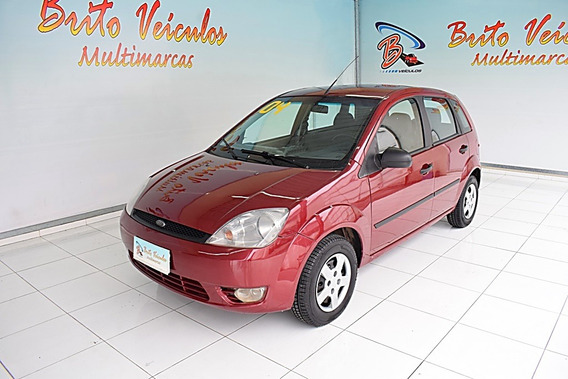 Ford Fiesta 1.0 Mpi 8v Gasolina 4p Manual 2004