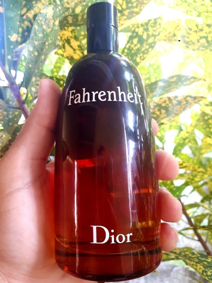 Perfume Dior Fahrenheit 200ml Lote De 2011