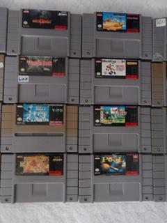Juegos Snes Super Nintendo Venta Y Canje Consulte