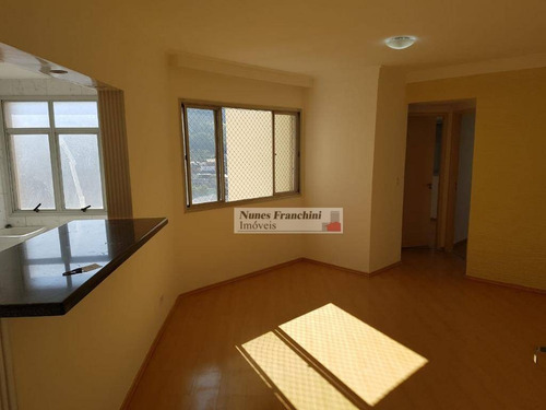 Jardim Maristela-zn/sp - Apartamento 2 Dormitórios, 1 Vaga - R$ 260.000,00 - Ap6448