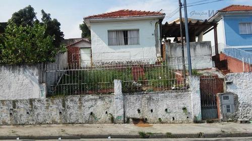 Terreno À Venda, 380 M² Por R$ 750.000,00 - Vila Maria - São Paulo/sp - Te0081