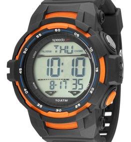 Relógio Speedo Masculino Digital - 81154g0evnp1