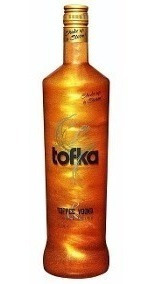 Vodka Tofka 750cc Caramelo Toffee - Lomas De Zamora
