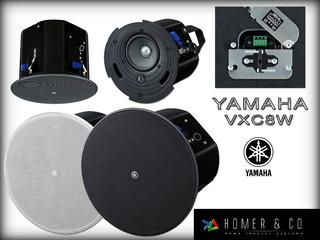 Parlante De Techo Yamaha Vxc8w