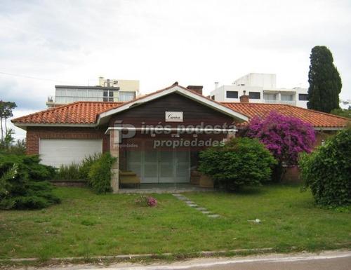 Casa En Punta Del Este, Mansa | Ines Podesta Ref:153- Ref: 153