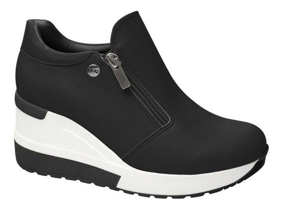 Tênis Quiz Sneaker 67-19903 Feminino Original