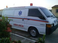 Servicio De Alquiler De Ambulancia, Para Obras Y Eventos.