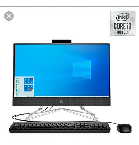 Imagen 1 de 1 de Computadora Hp Core I3 4gb Ram 500gb Hdd Monitor Hp 17 Pulga
