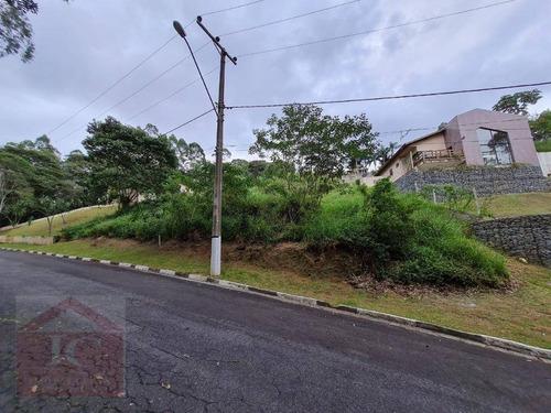 Terreno À Venda, 1178 M² Por R$ 280.000 - Recanto Suíço - Vargem Grande Paulista/sp - Te0449