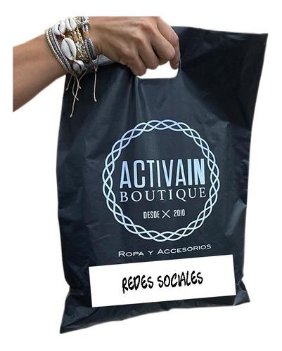 Bolsas Boutique, Publicitarias Personalizadas, 15x23 500 Und