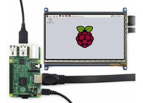 Pantalla Tactil Raspberry Pi Lcd Touch 7 1024*600 Hdmi Mona
