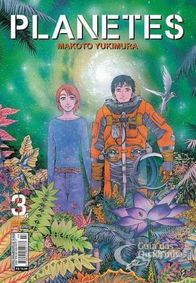Hq Mangá Planetes 03