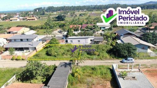 Imagem 1 de 9 de Terreno À Venda, 196 M² Por R$ 80.000 - Barra Do Itapocú - Araquari/sc - Te0926