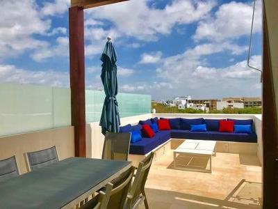 Penthouse Terrazas Seminuevo Playa Del Carmen Ubicado Lujo