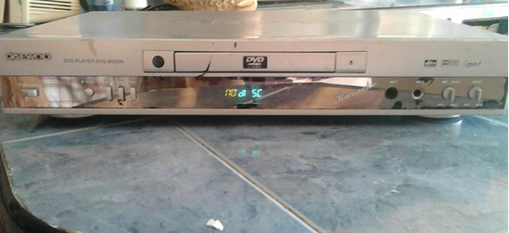 Dvd Player Daewoo Dvg 8500
