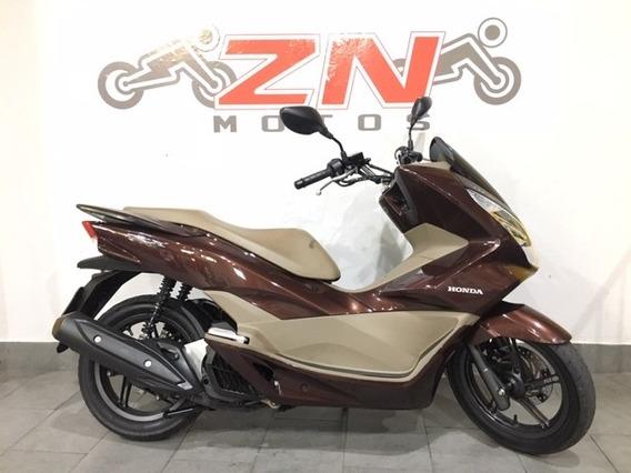 Honda Pcx 150 Dlx 2018 Em Excelente Estado Por $10.990,00