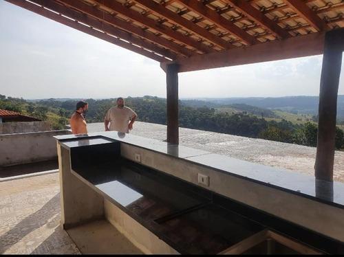 Imagem 1 de 13 de Silva Chácara Linda Em Projeto