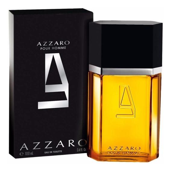 Perfume Importado Azzaro Original Tradução Gold