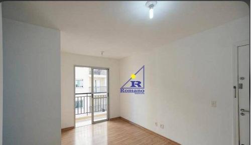 Apartamento Com 2 Dormitórios À Venda, 48 M² Por R$ 296.800,00 - Penha - São Paulo/sp - Ap4177