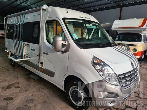 Eurohome Renault Master - 2022 - Y@w5