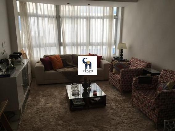 Eleven Imóveis, Cobertura Duplex Para Venda No Rio Vermelho 3/4, Com Piscina , Sauna. - Cb00125 - 34364846