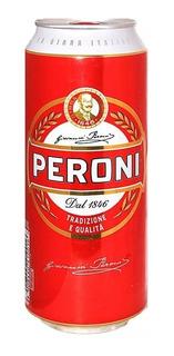 Cerveza Peroni Lata 500ml Italiana