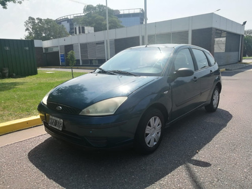 Ford Focus Ambiente Nafta 1.6 2009 Manual