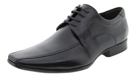 Sapato Masculino Social Premier Preto - 206285 Democrata