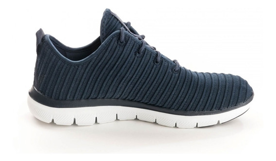 Zapatillas Skechers Flex Appeal 2.0 Estates Navy Lady (2896)