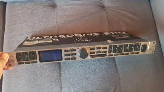 Processador De Áudio Behringer Ultradrive Pro Dcx2496