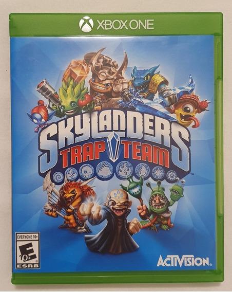 Skylanders Trap Team - Kit Completo, Game, Portal, Figuras.