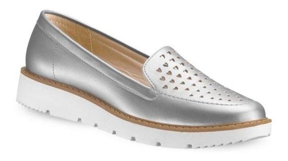 en venta gran descuento de 2019 100% Calidad Zapatos Plateados Bajos en Mercado Libre México
