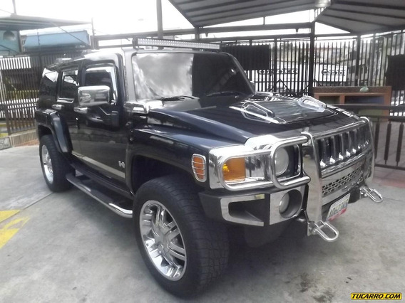Hummer H3 Full Equipo