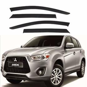 Calha De Chuva Asx 2010 A 2017 4 Portas Mitsubishi
