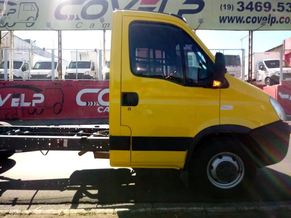 Iveco Daily 35s14 No Chassi - 2014