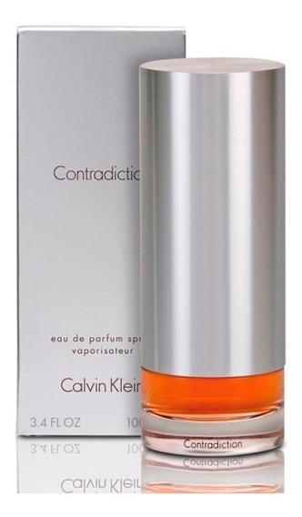 Contradiction Calvin Klein Feminino Edp 100ml Parfum 12x