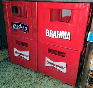 Cajones De Cerveza Varias Marcas Vacios Adrogue