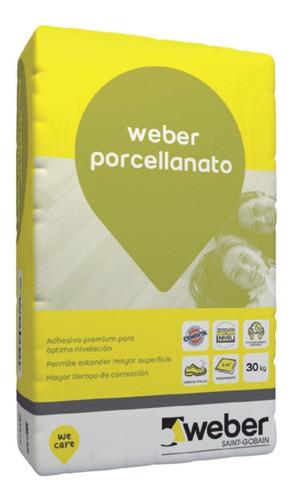 Pegamento Weber Porcellanato X 30kg C/ceresita