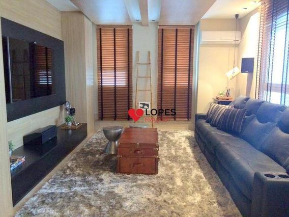 Apartamento Com 3 Dormitórios À Venda, 326 M² Por R$ - Jardim Anália Franco - São Paulo/sp - Ap2222