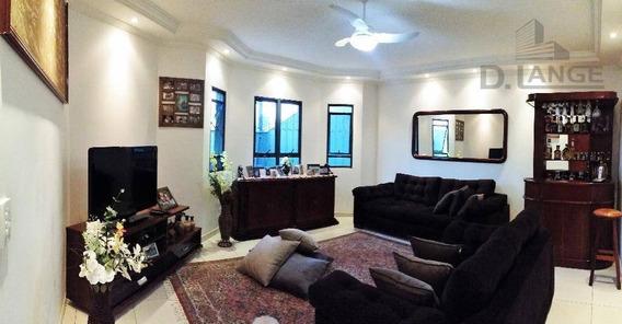 Casa Com 3 Dormitórios À Venda, 180 M² Por R$ 750.000 - Loteamento Parque São Martinho - Campinas/sp - Ca10945