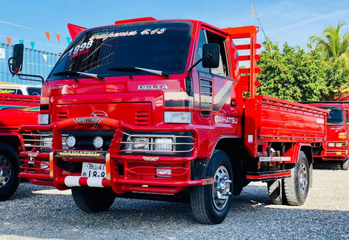 Super Oferta Camion Daihatsu Delta 1998 Cama Cortta 100%full