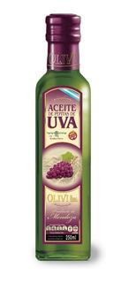 Aceite De Pepita De Uva X250ml (vidrio)