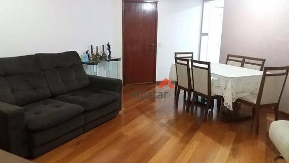 Apartamento Com 2 Dormitórios À Venda, 77 M² Por R$ 330.000,00 - Jardim Maria Rosa - Taboão Da Serra/sp - Ap0156