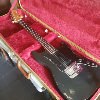 Fender Bronco 1978 Usa Relic Natural