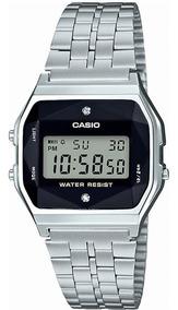 Relógio Casio Vintage Feminino A159wad-1df