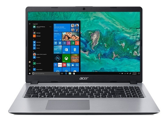 Notebook Acer Aspire 5 A515-52g-577t Intel Core I5 8ºgeração 8gb Hd 1tb Nvidia Geforce Mx130 2gb Tela 15.6 Hd Windows