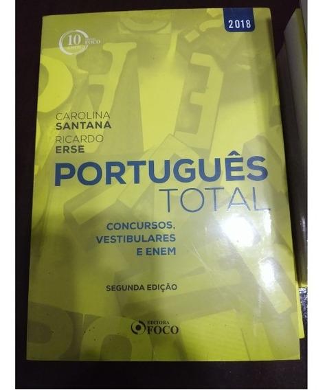 Saldão - Português Total: Concursos, Vestibulares E Enem